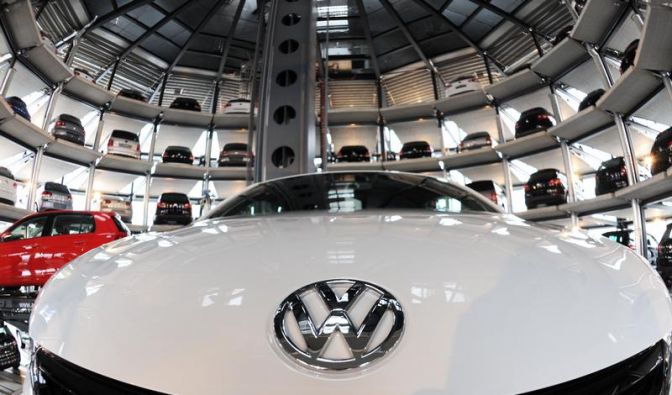 VW holt 7,2 Milliarden Gewinn (Foto)