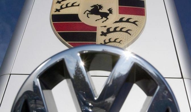 VW: Komplettkauf von Porsche unter Dach und Fach (Foto)