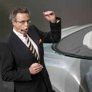 VW-Manager Dürheimer wird Chef bei Bentley und Bugatti (Foto)
