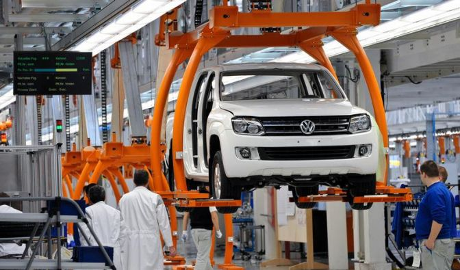 VW-Nutzfahrzeuge stark wie nie (Foto)
