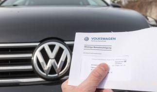 VW ruft weltweit 177.000 Passats zurück. (Foto)