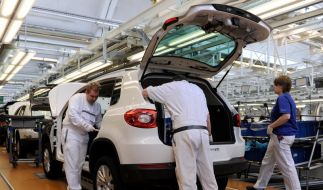 VW setzt Rekordjagd fort (Foto)