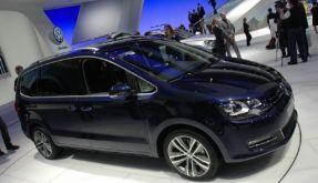 VW Sharan (Foto)