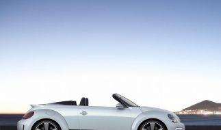 VW: So könnte der Beetle als Cabrio aussehen (Foto)