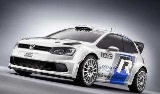 VW steigt in Rallye-WM ein - Ziel: Siege und Titel (Foto)