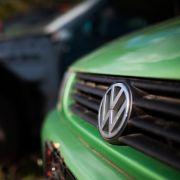 VW stoppt Verkauf von Dieselmodellen (Foto)