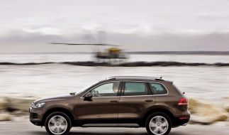 VW Touarege V6 (Foto)