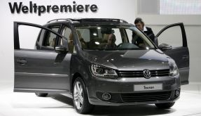 VW Touran (Foto)