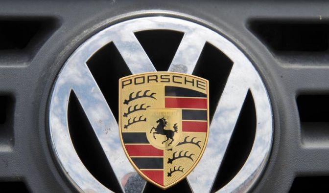 VW übernimmt Porsche-Holding (Foto)