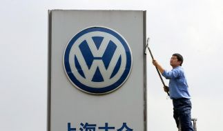 VW und Daimler in China (Foto)