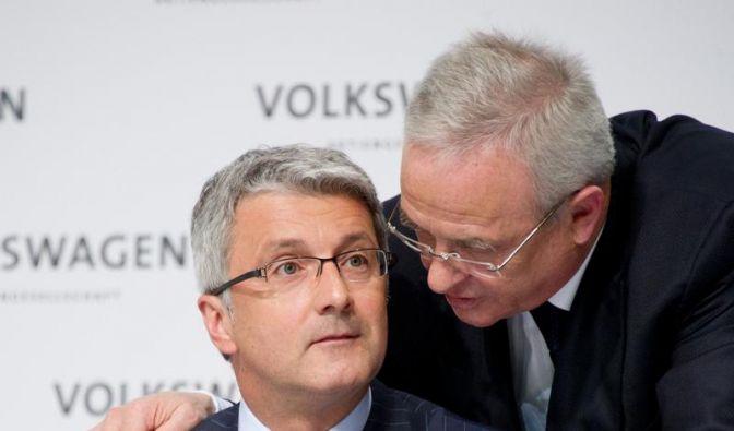 VW verordnet sich grundlegenden Konzernumbau (Foto)