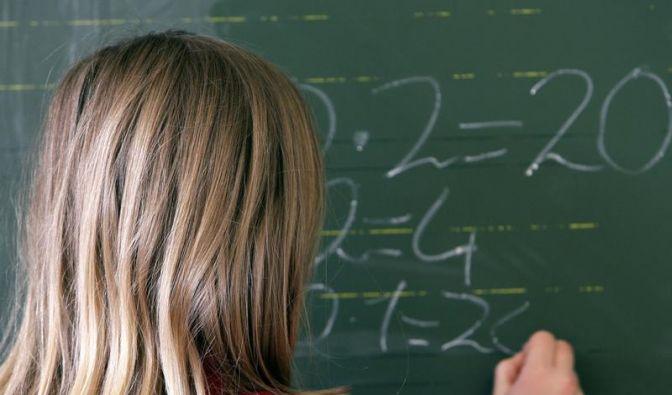 Während in Finnland fast alle Schüler die mittlere Reife machen, verlassen in Deutschland viele jung (Foto)