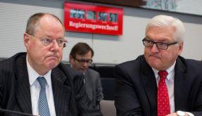 Wäre Steinmeier (rechts) die bessere Wahl als Steinbrück? (Foto)