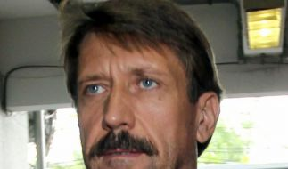 Waffenhändler Bout muss mindestens 25 Jahre in Haft (Foto)