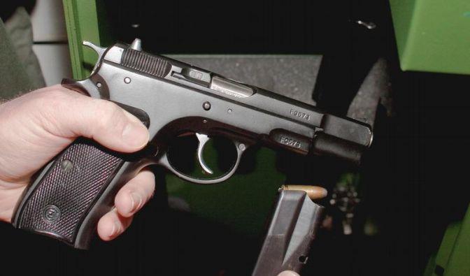 Waffenrecht (Foto)