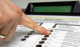 Wahlcomputer auf dem Prüfstand (Foto)