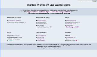 Wahl.de (Foto)