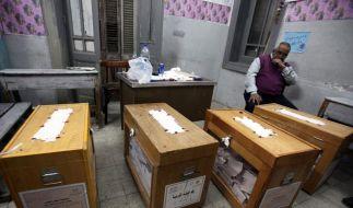Wahlen: Satte Mehrheit für Islamisten in Ägypten (Foto)
