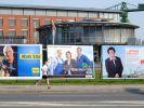 Wahlkampf in Bremen (Foto)