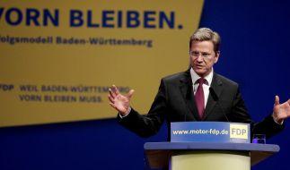 Wahlkampfveranstaltung der FDP-Baden-Württemberg (Foto)
