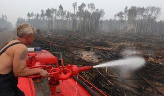 Waldbrände (Foto)