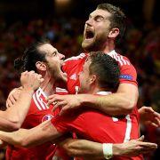 Fußball-Wunder! Wales schockt Belgien - und steht im Halbfinale (Foto)