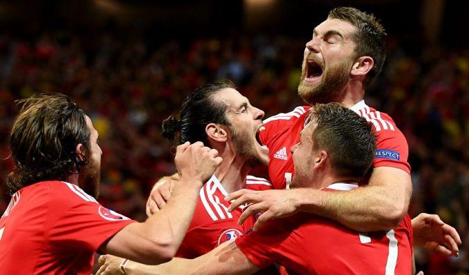 Wales Belgien Highlights