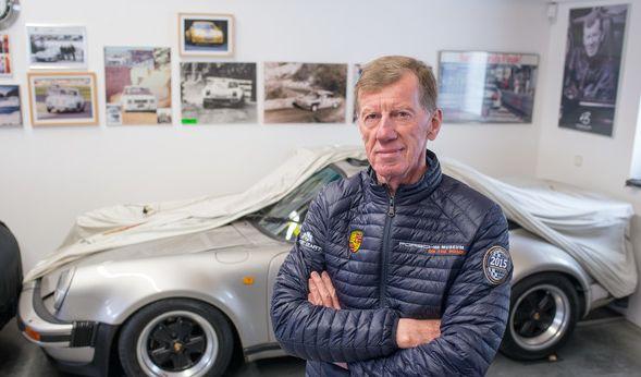 Walter Röhrl - eine Rallye-Legende wird 70. (Foto)