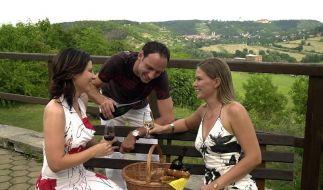 Wandertouren entlang deutscher Weinanbaugebiete (Foto)