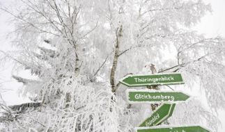 Wanderwege bekommen im Winter einen ganz neuen Reiz - und liegen bei Urlaubern absolut im Trend. (Foto)