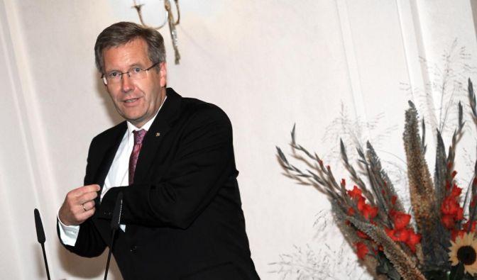 War Egon Geerkens Wulffs Kreditgeber? (Foto)