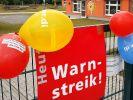 Warnstreiks beginnen im öffentlichen Dienst. (Foto)