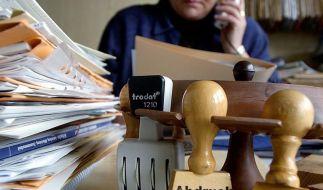 Warnstreiks im öffentlichen Dienst erwartet (Foto)