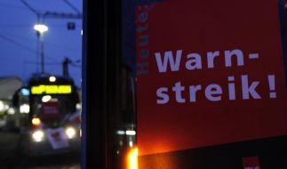 Warnstreiks im Öffentlichen Dienst (Foto)