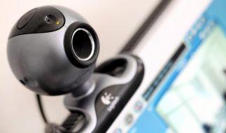 Warnung vor Webcams (Foto)