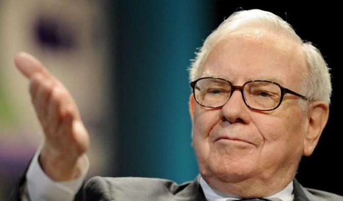 Warren Buffet hatte mehr Glück mit seinem Geld als viele seiner Kollegen. (Foto)
