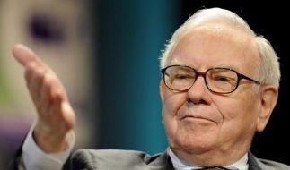 Warren Buffett beglückt Aktionäre: Gewinn verdoppelt (Foto)