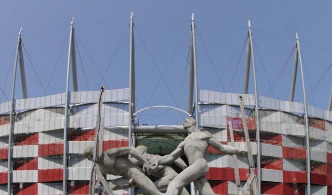 Warschauer Stadion wird vorerst nicht eröffnet (Foto)