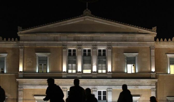 Warten auf neue Regierung in Athen (Foto)