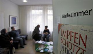 Wartezimmer (Foto)