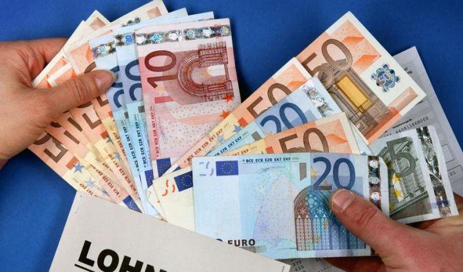 Was 2012 vom Gehalt übrig bleibt (Foto)