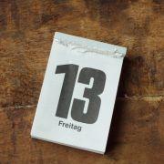 Warum gilt Freitag, der 13. als Unglückstag? (Foto)