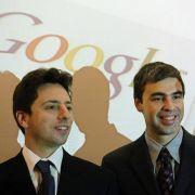 Sergey Brin (links) und Larry Page machten aus der Garagenfirma Google das erfolgreichste Internetunternehmen der Welt.