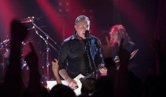 Was James Hetfield wohl zu unserer Liste sagen würde? (Foto)