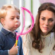 Keiner hat so viel Einfluss wie ihr kleiner Prinz George (Foto)