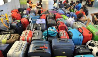 Was tun, wenn Sie voller Vorfreude auf die Ferien aus dem Flieger steigen, Ihr Koffer aber beschädigt oder verloren ist? (Foto)
