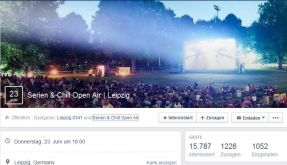 Was steckt hinter dem Event-Wahnsinn auf Facebook? (Foto)