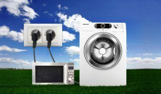 Waschmaschine oder Toaster (Foto)