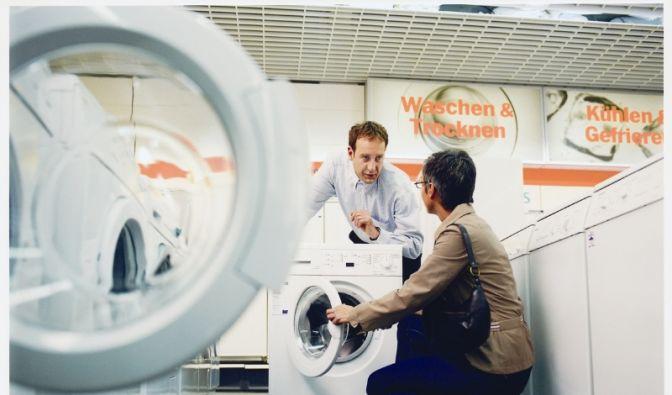 Waschmaschinenkauf (Foto)