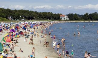 Wasser von Nord- und Ostsee nicht überall sauber (Foto)